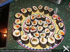 Low Carb Sushi Recipe on Yummly. @yummly #recipe
