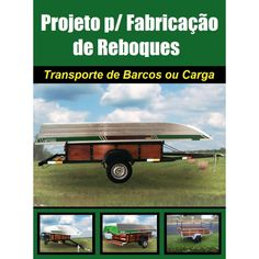 Projetos - Cursos Pegasus Camping, Art Decor, 1, Trailers, Workbench Designs, Best Diy Projects, Homemade Tools, Boats, Blue Prints