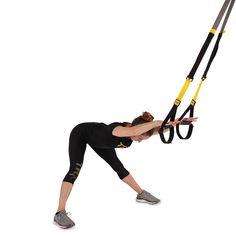 Hip Hinge - Basic TRX Moves