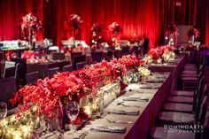 #Beautiful #tablecerterpiece for Eliana & Corey's #wedding by the #talented team at #Designsby Sean. In love wirh the #combination of #redroses and #candles #Photography by #DominoArts (www.DominoArts.com) #tabledecor #Weddingdecor #weddingtable #weddingdecorideas #redrosesdecor #tablearrengements #weddingphotography #professionalphotographer #miamiphotographer #luxuryweddings #howtodecoraweddingtable #weddingdecorideas #decorideas