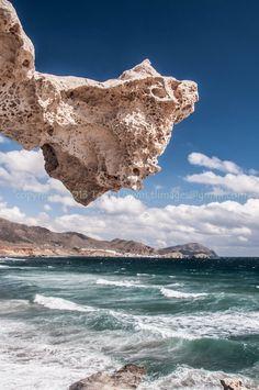 Playa del Arco, Cabo de Gata, Almeria, Spain