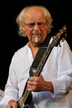 Martin Lancelot Barre,  November 17 1946) is an English rock musician best known for his work with progressive rock band Jethro Tull, with whom he recorded and toured from their second album in 1969 to the band's dissolution in 2014. In early 1990's he initiated a solo career that now spawned four studio albums plus several guest appearances.