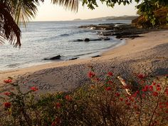 Another beautiful beach in Nicaragua.  #beaches #tropical #paradise