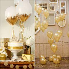 Salve a decoração da sua festa com balões - 06