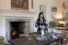 The Official Website of Kirstie Allsopp Beautiful Kitchens, Home, Home Fireplace, Cool Things To Buy, Vintage House, Inspiration, English Decor, Fireplace, Christmas Crafts To Make