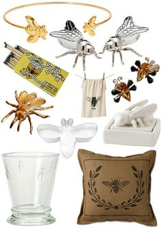 Bees In Home Decor On Pinterest Bees Queen Bees And Bee Skep