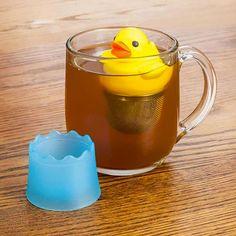 50 infuseurs très drôles et originaux qui vont vous rendre amoureux du thé