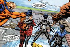 Roy Harper is such a Nightwing fanboy; it's delicious^.^