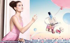 """""""From Lancôme with Love"""" : Make-up retour en enfance pour le printemps"""