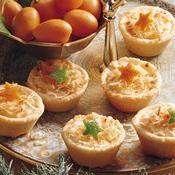 Lemon Dream Tassies recipe from Betty Crocker