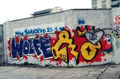 Strret Art -  Dublin, Ireland
