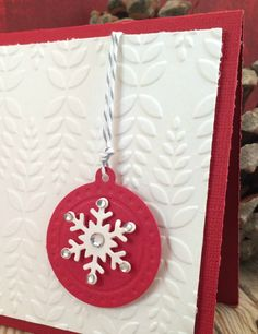 pega papel o tijeras tarjeta de navidad elegante