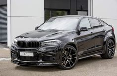 The Bmw X6 Lumma Design is a Mobster Powerful Beemer