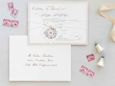 6 Postage Pointers for Wedding Invitations | TheKnot.com