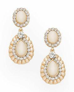 love these drop earring {jewelmint}