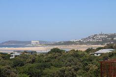 Utsikt fra valfangststasjonen mot Plettenberg Bay.