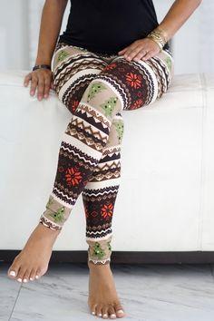 157a Klassy Kassy leggings