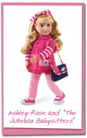 Meet the Dolls | Our Generation Dolls  Ashley-Rose