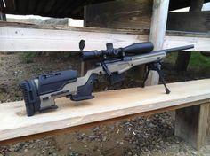 Remington 700 with JAE-700 kit
