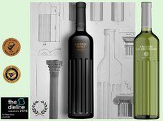 Laudum Roble & Organic,  Winners of The Dieline Awards 2016