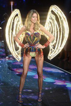 desfile victorias secret 2015 fashion show