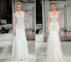 Ez lesz az esküvői divat 2014-ben: Pnina Tornai kollekciója