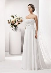 15230 One Shoulder Wedding Dress, Wedding Dresses, Studio, Fashion, Bride Dresses, Moda, Bridal Gowns, Fashion Styles, Weeding Dresses