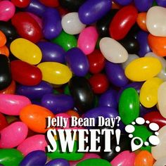 Days to #EatnDrink - it's Jelly Bean Day! Sweet! http://ow.ly/4mYDcG