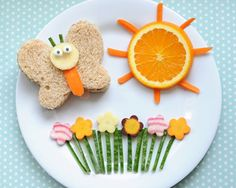 11 CUTE FOODS THAT LOOK LIKE PLANTS AND FLOWERS