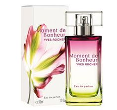 Yves Rocher Moment de Bonheur Eau de Parfum is so different. It smells so fresh and I love how confident I feel with it on.  #COLORSOFSUMMER