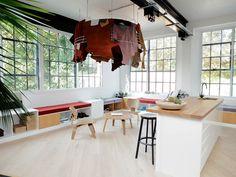 ARRO Studio Creates Clarks Originals Headquarters Within Historic Warehouse | Decor10