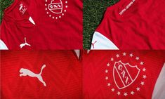 Club Atlético Independiente 2021/22 PUMA Home Kit