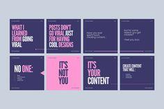 Instagram Design, Instagram Feed Layout, Free Instagram, Instagram Posts, Social Media Template, Social Media Design, Event Poster Template, Youtube Channel Art, Web Design