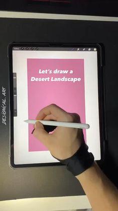 Digital Painting Tutorials, Digital Art Tutorial, Art Tutorials, Amazing Websites, Web Design, Diy Crafts Hacks, Ipad Art, Make Art, Art Tips