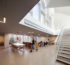 Healthcare Center For Cancer Patients In Copenhagen Denmark11 - Architecture - Blog - Inner Design