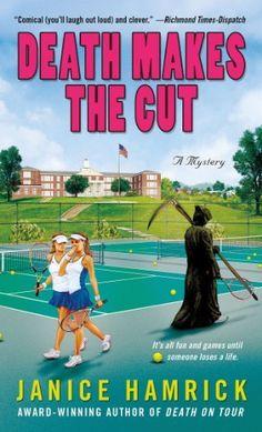 Death Makes the Cut (A Jocelyn Shore Mystery) by Janice Hamrick