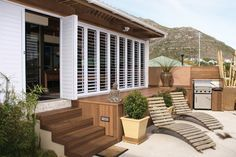 Plantation shutters | House and Leisure #shutters #windows #blinds #shades #shutterhardware