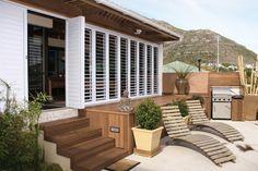Plantation shutters   House and Leisure #shutters #windows #blinds #shades #shutterhardware