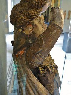 En güzel dekorasyon paylaşımları için Kadinika.com #kadinika #dekorasyon #decoration #woman #women ca. 1500 - 'St. George' (Pedro Millán) Sevilla Convento de Santa Florentina Écija V&A London England
