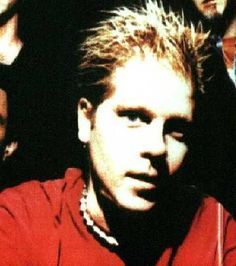 Dexter Holland of The Offspring!
