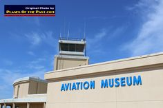 Historic Aviation Memorial Museum in Tyler, Texas, at Pounds Regional Airport