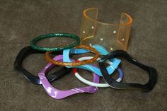 Plastic Bangles Pack #Bangle