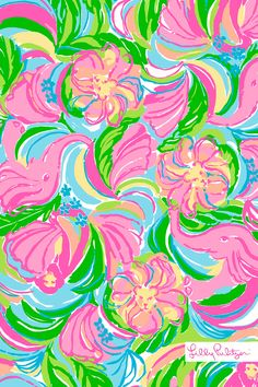 """Lilly Pulitzer ""So A Peeling"""