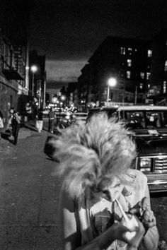 'Invisible City / Night Walk, 1983-1989': Ken Schles documents NYC's Lower East Side in the 80's