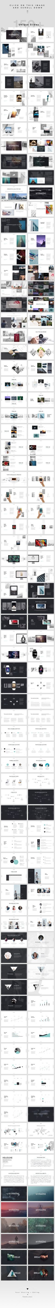 HYPNOTIC Presentation Builder by GoaShape on @creativemarket