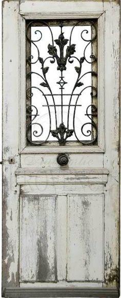 Worn Door
