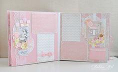 Катрина Арт: МЕГА-пост! Альбом на первый годик жизни!