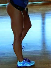 Diary of a Fit Mommy: 5 Days to Lusciously Lean Legs