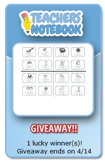 First Time Giveaway!  I have never done a giveaway, but Teacher's Notebook has this cool feature and sets it up for you.  So here goes.  I am giving away my set of 10 comparing/contrasting short vowel Elkonin Boxes.  Enter to win!