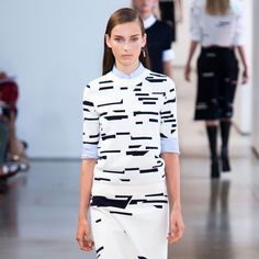 The Best Looks From Milan Fashion Week: Spring 2015 - Jil Sander